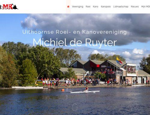Nieuwe website MdR