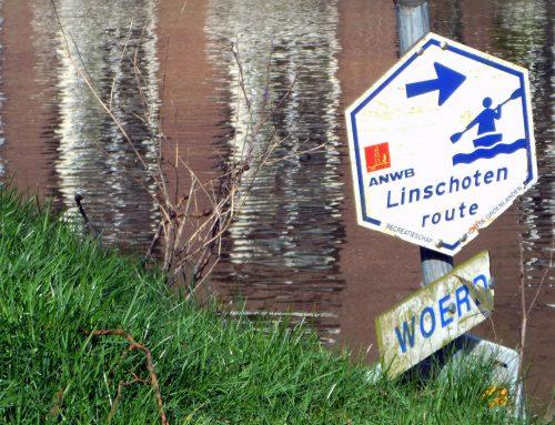 Kanotocht Linschoten en omgeving