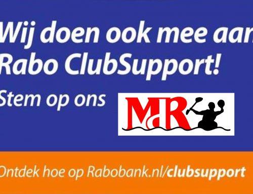 Resultaat ClubSupport Actie