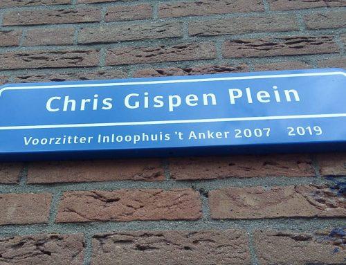 Nagedachtenis Chris Gispen