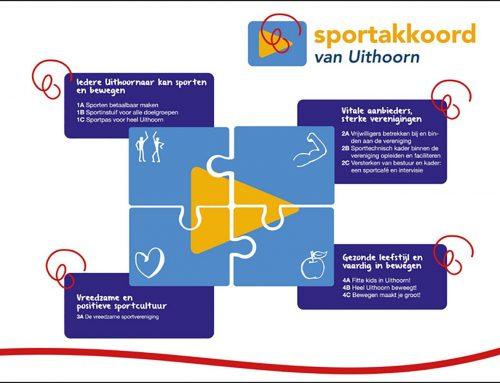 Werving introductieweek Sportakkoord