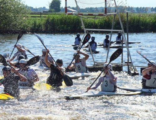 Vrijwilligers gezocht voor NK kanopolo 9-11 juli