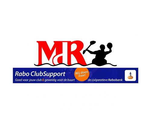 Steun MdR via Rabo ClubSupport!
