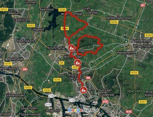 Zaanmarathon oktober 2021